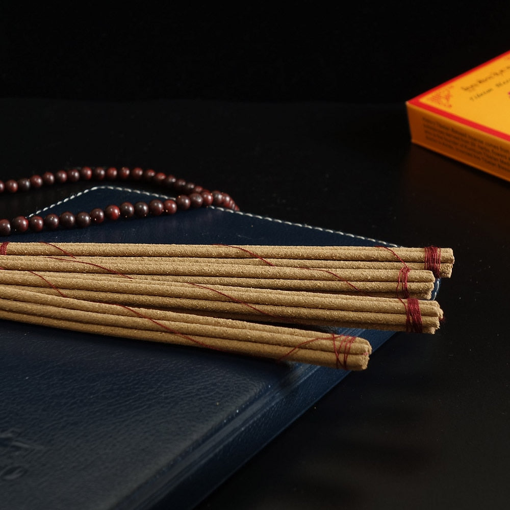 Hand Made Herbal Meditation Incense Sticks - 1 BOX