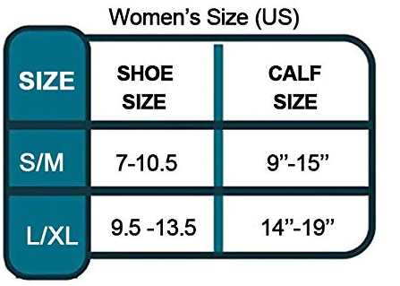 Polka Dots Women's Compression Socks - 20-30 mmHg