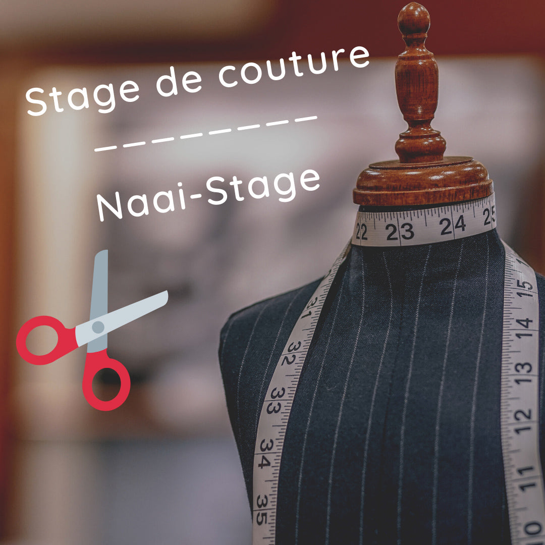Stage de couture- 26-28/08/20  10-14h