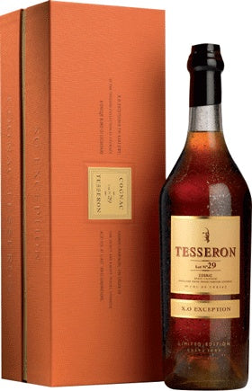 Tesseron Lot No 29 Exception