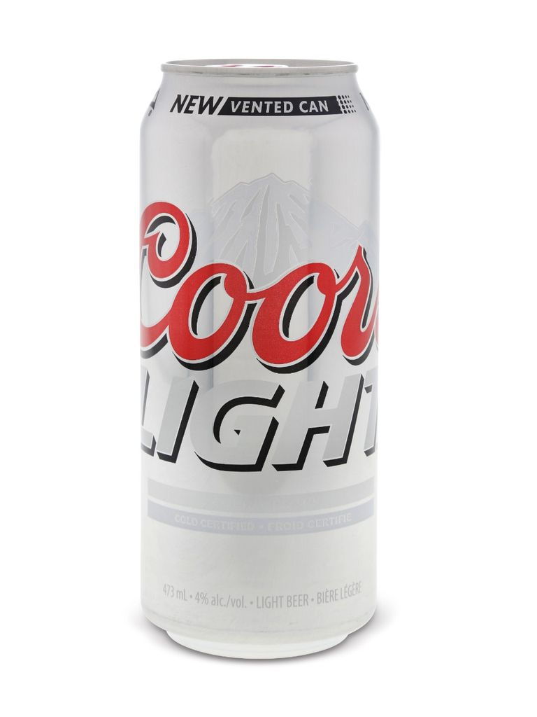 Coors Light - 6-Pack Tall Cans