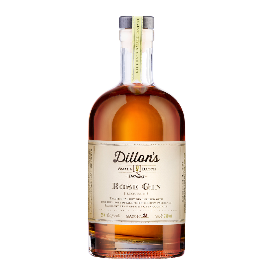 Dillon's Small Batch Rose Gin - 375ml
