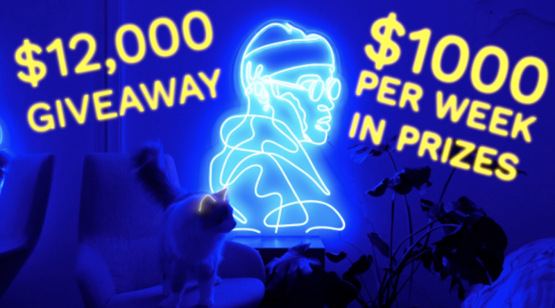 Here's How You Can Win $2000 Towards any Purchase at Neon Icons!