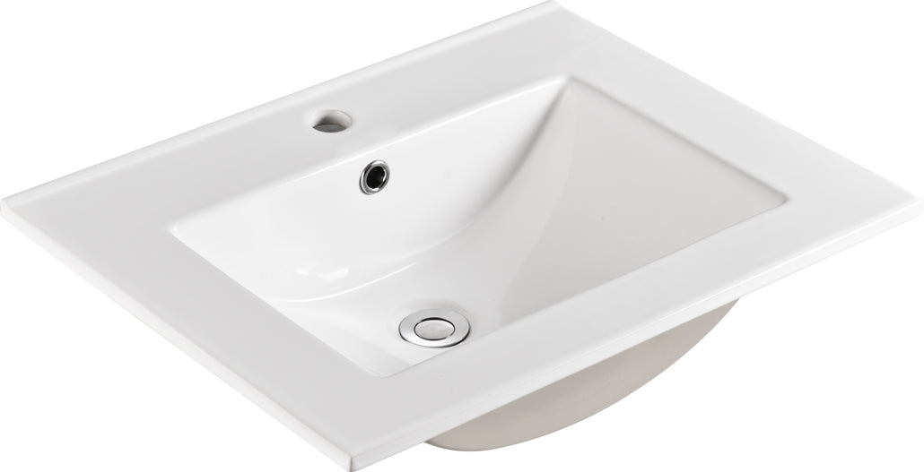 Vanity Top Thin Basin