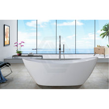 Load image into Gallery viewer, Oval Freestanding Bathtub