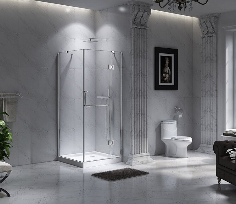 Laguna 900x900MM Square Shower