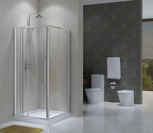 Pompei 900x9000MM Square Shower