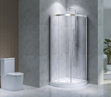 Load image into Gallery viewer, Rio 900x900mm Round Shower Box