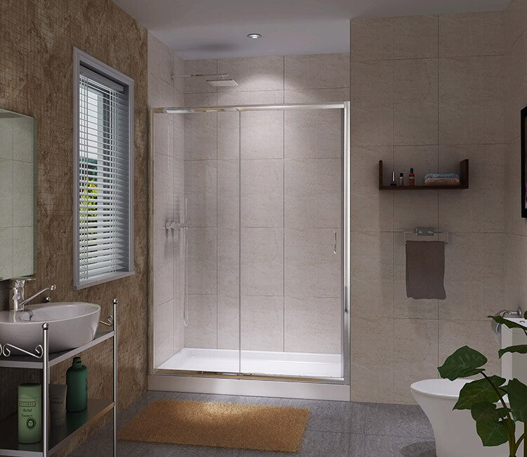 Pompei Alcove 900x1200MM Rectangle Shower