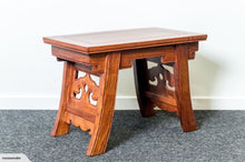 Load image into Gallery viewer, Rosewood Stool