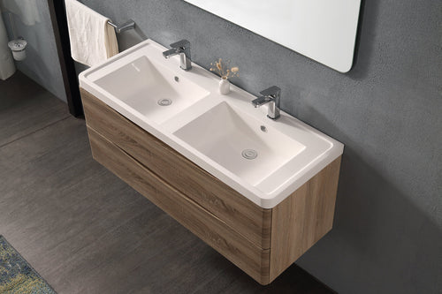 Harmonia Wall Hung Double Vanity 1200MM