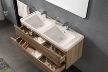 Load image into Gallery viewer, Harmonia Wall Hung Double Vanity 1200MM