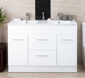 Thalassa Double Basin Vanity 1200mm