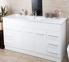 Load image into Gallery viewer, Thalassa Single Basin Vanity 1500mm