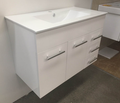 Thalassa Wall Hung Vanity 900mm