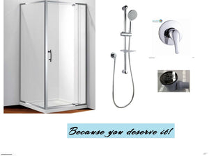 Pompei  Shower Combo Deal