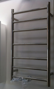 Heated Towel Rail Round TW-127S-1