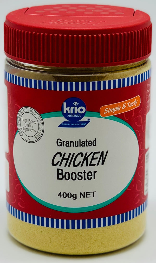 CHICKEN BOOSTER - SEASONING- KRIO KRUSH