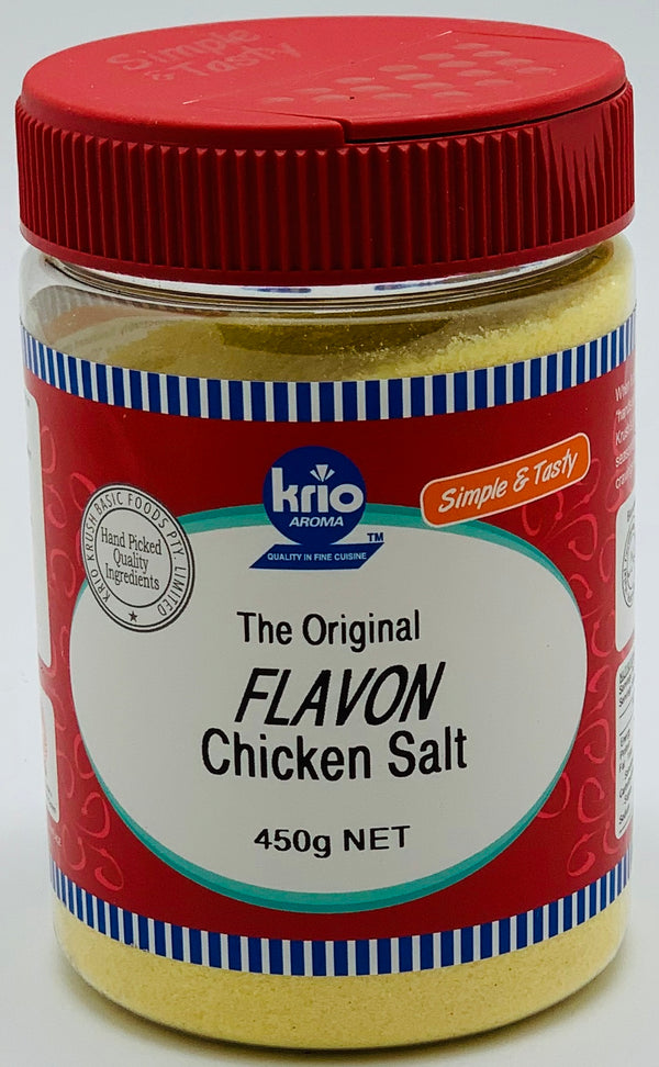 CHICKEN FLAVON - SEASONING- KRIO KRUSH