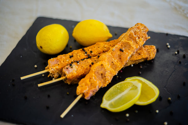 CHICKEN KEBAB LARGE LEMON PEPPER (48PCE)