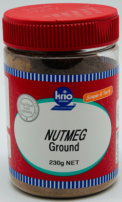 GROUNDED NUTMEG - SPICES- KRIO KRUSH