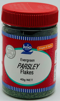 PARSLEY FLAKES EVERGREEN - HERB- KRIO KRUSH