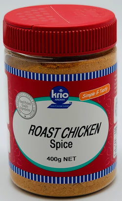 ROAST CHICKEN SPICE - SEASONING- KRIO KRUSH