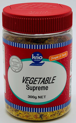 VEGETABLE SUPREME - SEASONING- KRIO KRUSH
