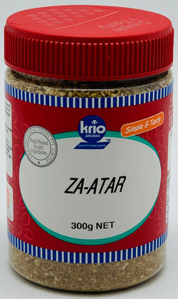 ZA-ATAR - SEASONING- KRIO KRUSH