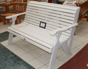 (E8) THE VICTORIAN STOEP BENCH