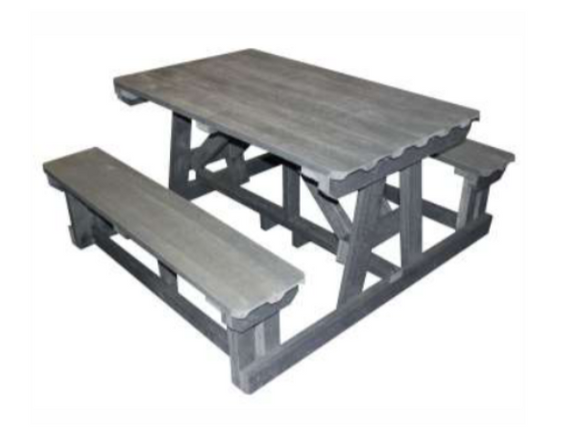 THE EVEREST BENCH (EXTRA HEAVY DUTY & WIDER)