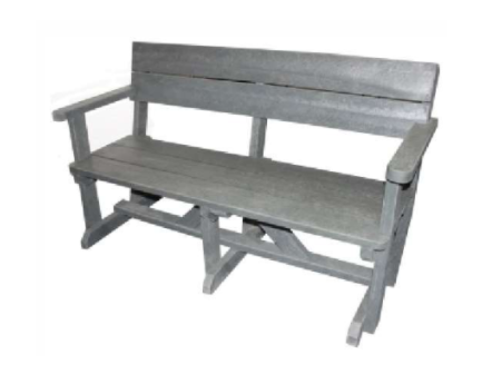 THE BRIANS BENCH