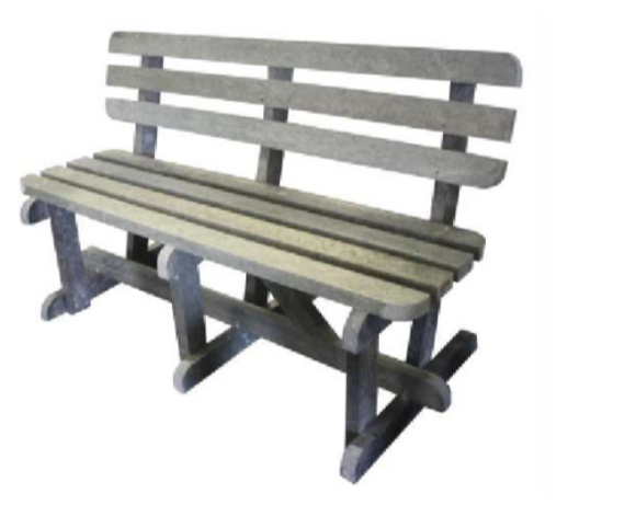 (RP9I) THE PARKS BENCH