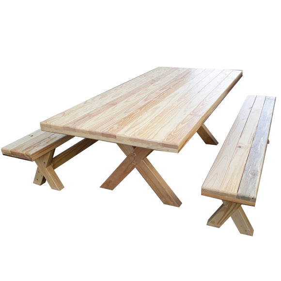 ALEX BENCH SET