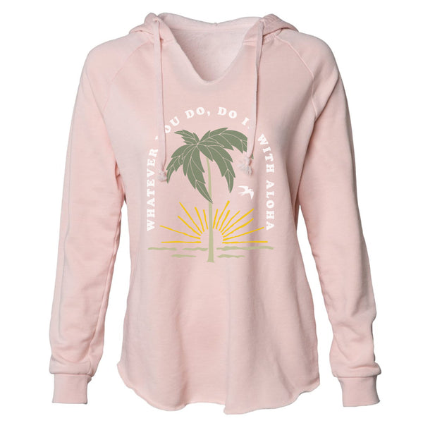 DO IT Blush Beach Hoodie