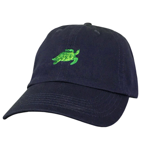 TURTLE Navy Dad Hat