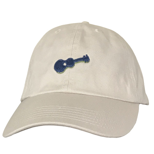 UKULELE Stone Dad Hat