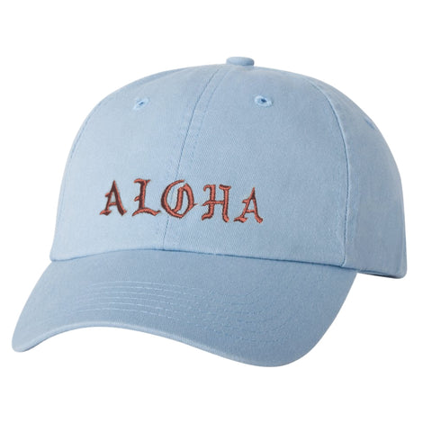GOTHIC Lt. Blue Dad Hat