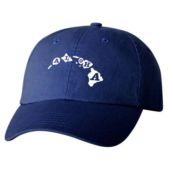 ISLANDS Navy Dad Hat
