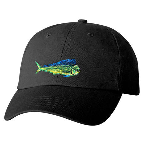 MAHI  Black Dad Hat