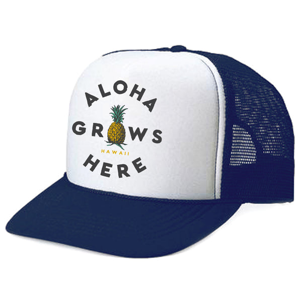 GROWS HERE Kids Trucker