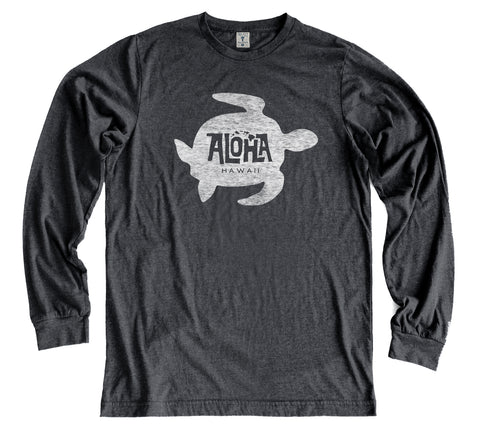 HONU Black Long Sleeve
