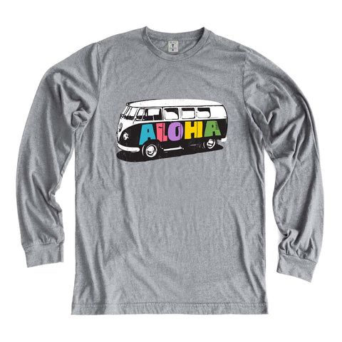 NEON BUS Gray LS