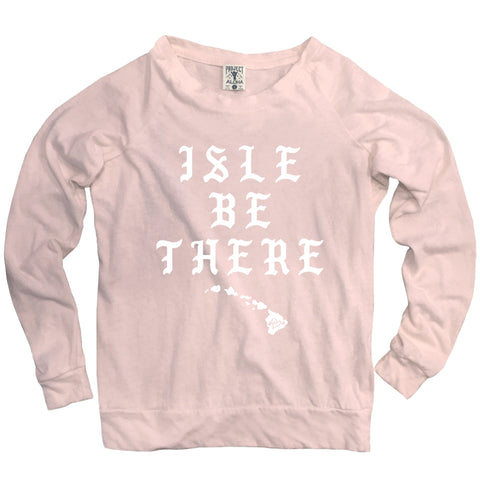 ISLE BE Rose LS Jersey