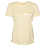 DO IT Yellow Relaxed Tee