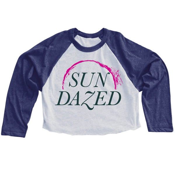 DAZED Cropped Raglan