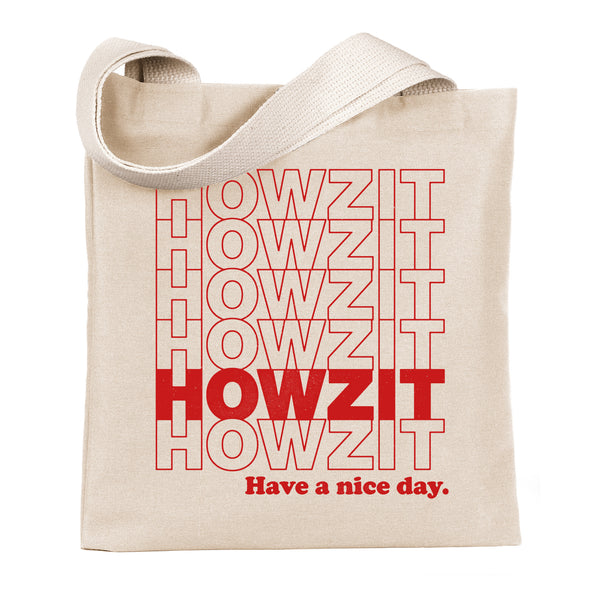 HOWZIT STACK Small Tote
