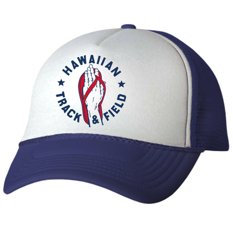 TRACK Navy Adult Trucker