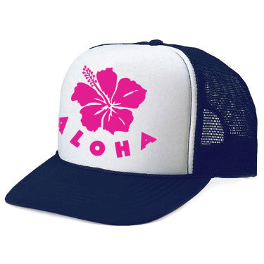 LC FLOWER Adult Trucker
