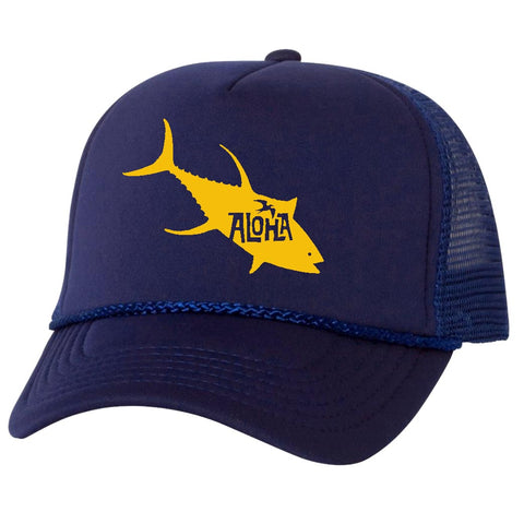 AHI Navy Adult Trucker